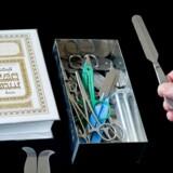 ARKIVFOTO 2012: Der gøres klar til omskæring i Hof i det sydlige Tyskland