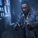 Idris Elba i »The Dark Tower«- klarer sig hæderligt ved de amerikanske billetluger.