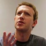 Arkiv: Zuckerberg taler i Bogota i 2015. »Han vedkender sig, at Facebook er en medievirksomhed med redaktionelt ansvar,« lyder det fra Morten Løkkegaard (V), der er repræsentant for den liberale gruppe i EU.