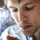 Rygerne kostede samlet set samfundet 39 mia. kr. i ekstraudgifter til behandling og tabt produktion i 2013, viser en ny rapport fra Sundhedsstyrelsen. Arkivfoto: Scanpix