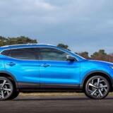 Med stor fremgang blev SUV'erne i januar måned det segment af biler, der blev solgt næstflest af i Danmark. En stor del af dem er Nissan Qashqai