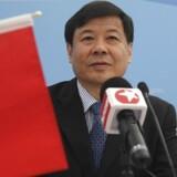 Arkivfoto: Det fortæller den kinesiske vicefinansminister Zhu Guangyao på en briefing i Beijing ifølge Bloomberg News.
