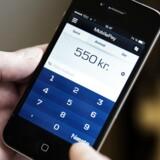 MobilePay indgår et samarbejde med den svenske betalingsløsning Izettle.