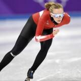 Speedskater Elena Rigas missede lørdag en finaleplads.