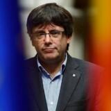Den catalanske leder Carles Puigdemont siger, at Catalonien vil løsrive sig fra Spanien om få dage.