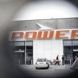 Power-kæden åbner til foråret sit sjette varehus og øger dermed konkurrencen på forbrugerelektronik herhjemme, hvor Elgiganten stadig sidder på den store del af markedet. Her er det Power-butikken i Herlev, der åbnede i oktober 2015. Arkivfoto: Thomas Lekfeldt, Scanpix