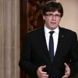 Carles Puigdemont, Cataloniens præsident, vil tale i det spanske parlament om den krise Spanien og Catalonien befinder sig i.