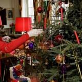 Dronning Margrethe plejer med få undtagelser at fejre jul på Marselisborg Slot i det sydlige Aarhus. Scanpix/Axel Schütt