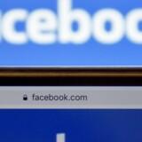 Det sociale medie Facebook har identificeret et stort antal falske konti, der tilsyneladende er oprettet i Rusland. Kontiene er blevet brugt til at sprede opsplittende budskaber, oplyser selskabets sikkerhedschef. Scanpix/Loic Venance/arkiv