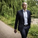 Samir Abboud er ansvarlig for geotermi i A.P. Møller Holding, der er klar til at bruge et tocifret milliardbeløb på investeringer i geotermi.
