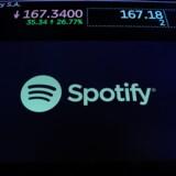 Børsnoteringen har været ventet de seneste måneder. I februar oplyste Spotify, at streamingselskabet går efter en milliard dollar fra noteringen.