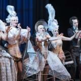 Operaen »Hoffmans eventyr« på Det Kongelige Teater.