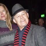 Harmonikaspilleren Lille Palle (Andersen), Gilleleje, bliver 70 år i dag.