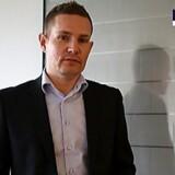 Direktør Laurits Bach Sørensen fra cleantechvirksomheden Microshade.