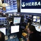 Herbalife bliver nu undersøgt af de amerikanske konkurrencemyndigheder.