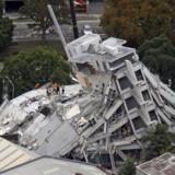 Folk er stadig fanget i den sammenstyretede Pyne Gould Guinness-bygning i Christchurch.
