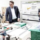 CoLab Odense udvikler velfærdsteknologi, så det bliver nemmere at være patient og behandler.