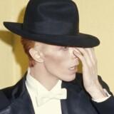 Bowie, februar 1975. Foto: Ron Galella