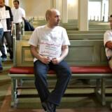 Asylansøgeres sultestrejke har nu bredt sig til Stefanskirken på Nørrebro, hvor 10 iranske asylansøgere håber på asyl i Danmark