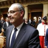 Vinbonden Guy Parmelin fra det indvandrerkritiske parti SVP bliver den eneste nye minister i den schweiziske regering.