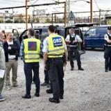 Togtrafikken var standset i adskillige timer efter anmeldelsen fra en DSB-ansat om et overfald. Den ansatte er nu anklaget for falsk anmeldelse.