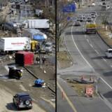 Blot et år efter de voldsomme jordskælv og efterfølgende tsunami, har Japan næsten genopbygget sin infrastruktur.