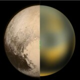 Pluto før og nu.