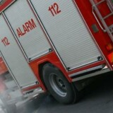 20 indsatte blev kortvarigt evakueret, da der udbrød brand i Odense Arrest. En indsat er bragt til sygehuset, men er uden for livsfare. Free/Colourbox/arkiv