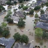 Stormen Harvey har forårsaget enorme ødelæggelse i Houston, Texas. Den er først nu til morgen, d. 31. august, ved at tage for alvor af i styrke.