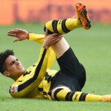 Marc Bartra blev sidste år solgt fra Barcelona til Borussia Dortmund.