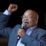 Sydafrikas præsident, Jacob Zuma, skal betale et stort beløb tilbage, som han blandt andet har brugt på et amfiteater, et besøgscenter og en swimmingpool ved sit hjem. Reuters/Rogan Ward