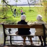 68,7 procent svarer, at de er imod at hæve pensionsalderen. Mens blot 12,3 procent af de 1004 adspurgte er for.