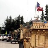 ARKIVFOTO. Mindst 484 civile er ifølge Pentagon blevet dræbt i den USA-ledede koalitions angreb mod Islamisk Stat.