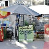 Arkivfoto af Christiania.