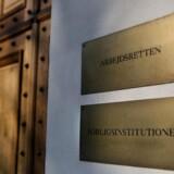 Forligsinstitutionen i København, hvor lønmodtagere og arbejdsgivere torsdag holdt møde.