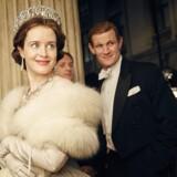 TV-serien om Dronning Elizabeth II's regeringstid og den britiske kongefamiliefra er en ny Netflix-serie under navnet »The Crown«.