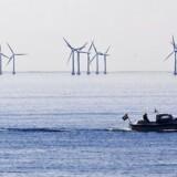 De politiske rammer for Danmarks energipolitik frem til 2030 er nu lagt fast, og vindmølleenergi spiller fortsat en stor rolle. Arkivfoto: Nikolai Linares, Scanpix