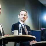 I årets første weekend inviterede de Radikale til partiets traditionsrige nytårsstævne på Hotel Nyborg Strand. I år var æresgæsterne to af hovedpersonerne i de besværlige forhandlinger om skat og udlændinge på Christiansborg: Finansminister Kristian Jensen (V) og DF-formand Kristian Thulesen Dahl. De to debatterede med de Radikales leder, Morten Østergaard, foran de 350 fremmødte.