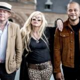 De tre dommere, Thomas Blachmann, Sanne Salomonsen og Remee, der kommer til at afslutte 11 års X Factor på DR. På høje tid mener flere borgerlige politikere.