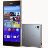 Den nye Z3+ fra Sony kommer i handelen 26. juni og er en opdateret udgave af Z3-telefonerne fra efteråret. Foto: Sony