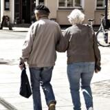 Arkivfoto: Selv om vi i dag sparer mere op til pensionen, har vi også fået helt andre forventninger.