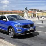 05e2fa6788dbe Volkswagen T-Roc er bilen som automobil nyhedsredaktør Morten Bek pegeer  på