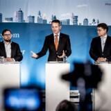 Økonomi- og indenrigsminister Simon Emil Ammitzbøll (LA) præsenterer torsdag regeringens prognose for, hvordan dansk økonomi ventes at udvikle sig de kommende to år. Det sker, efter at regeringen har præsenteret et forslag til skattereform og en vækstpakke.