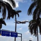 ARKIVFOTO fra lufthavnen i Panama City.