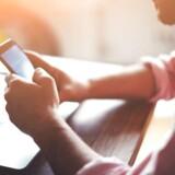 Datahastigheden vokser til stadighed på mobilnettene, men på de helt nye tophastigheder kan kun toptelefonerne være med. Arkivfoto: Iris/Scanpix