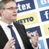Adm. direktør i Dansk Supermarked, Per Bank.