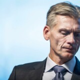 An E-mail discredits the CEO of Danske Bank, Thomas F. Borgen, in a big money laundering case