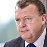 2018 danner rammen for en heftig politisk agenda for Lars Løkke Rasmussen.