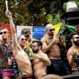 Pride paraden afgår fra Frederiksberg Raadhus