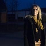 »Der er stille og roligt i Viby. Der sker normalt ikke noget, og man lader sine børn gå rundt. Vi boede før på Lundtoftegade på Nørrebro, hvor de skød på hinanden. Vi flyttede på landet, for at der skulle være stille og roligt,« siger Bettina Bahrs.
